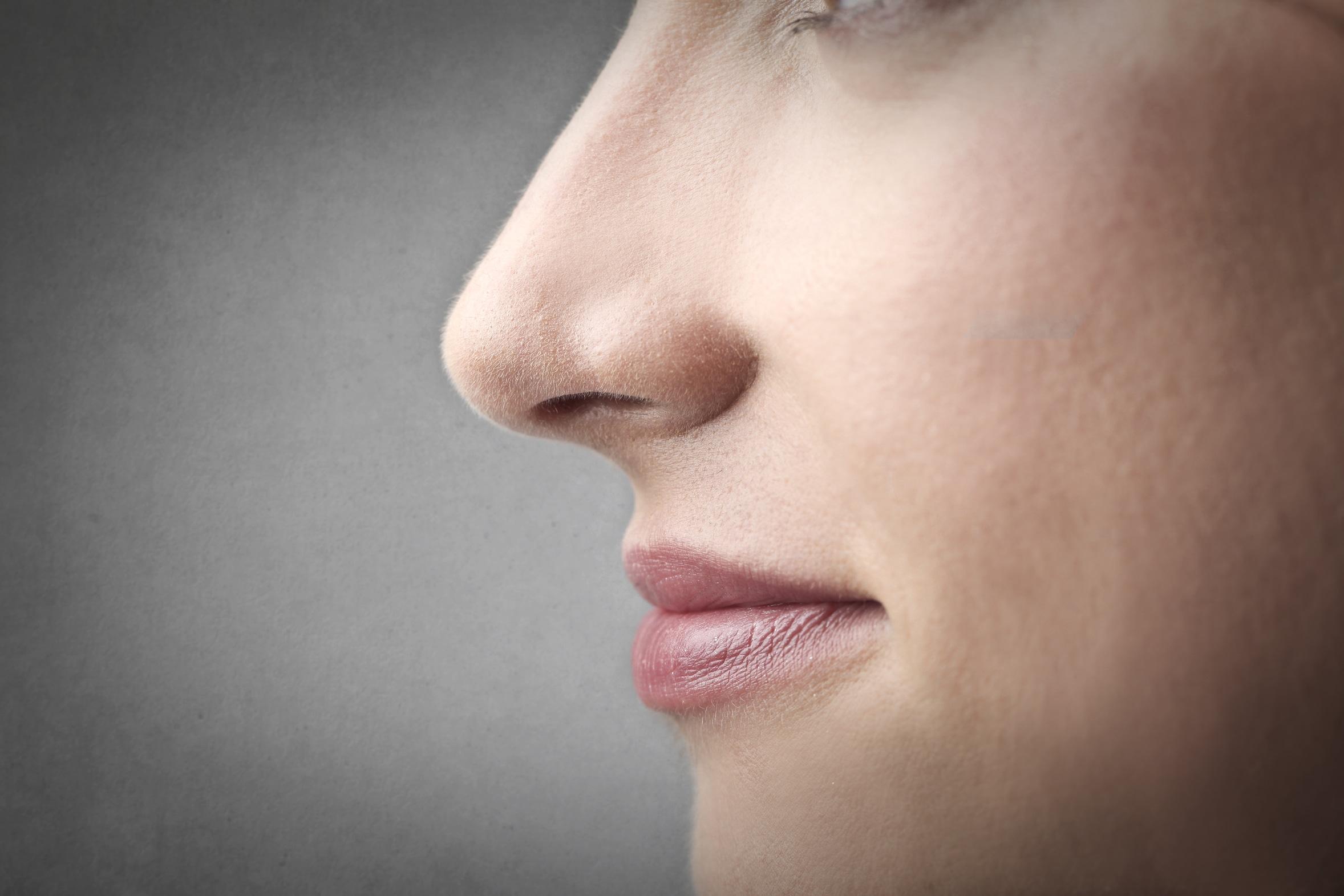Problemas de la nariz