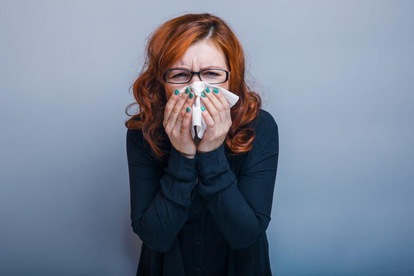 ¿Tiene complicaciones la congestión nasal?