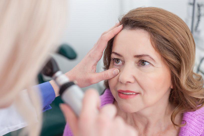 El glaucoma es asintomático en sus fases iniciales.