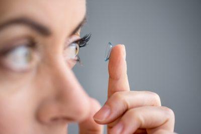 ¿Cómo cuidar las lentillas?
