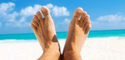 Las infecciones por hongos son el problema más común en las uñas de los pies.