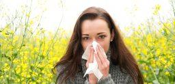Existen medidas que pueden ayudarnos a sobrellevar la alergia.