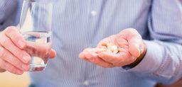 Los medicamentos se dispensan en las farmacias.