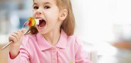 Cómo influye la alimentación en la salud de los niños.