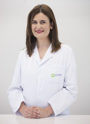 Susana Mezquita, experta de Cinfa