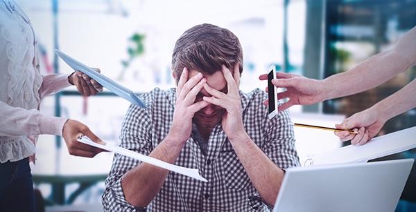 Estrés por el uso de las tecnologías en el entorno laboral.