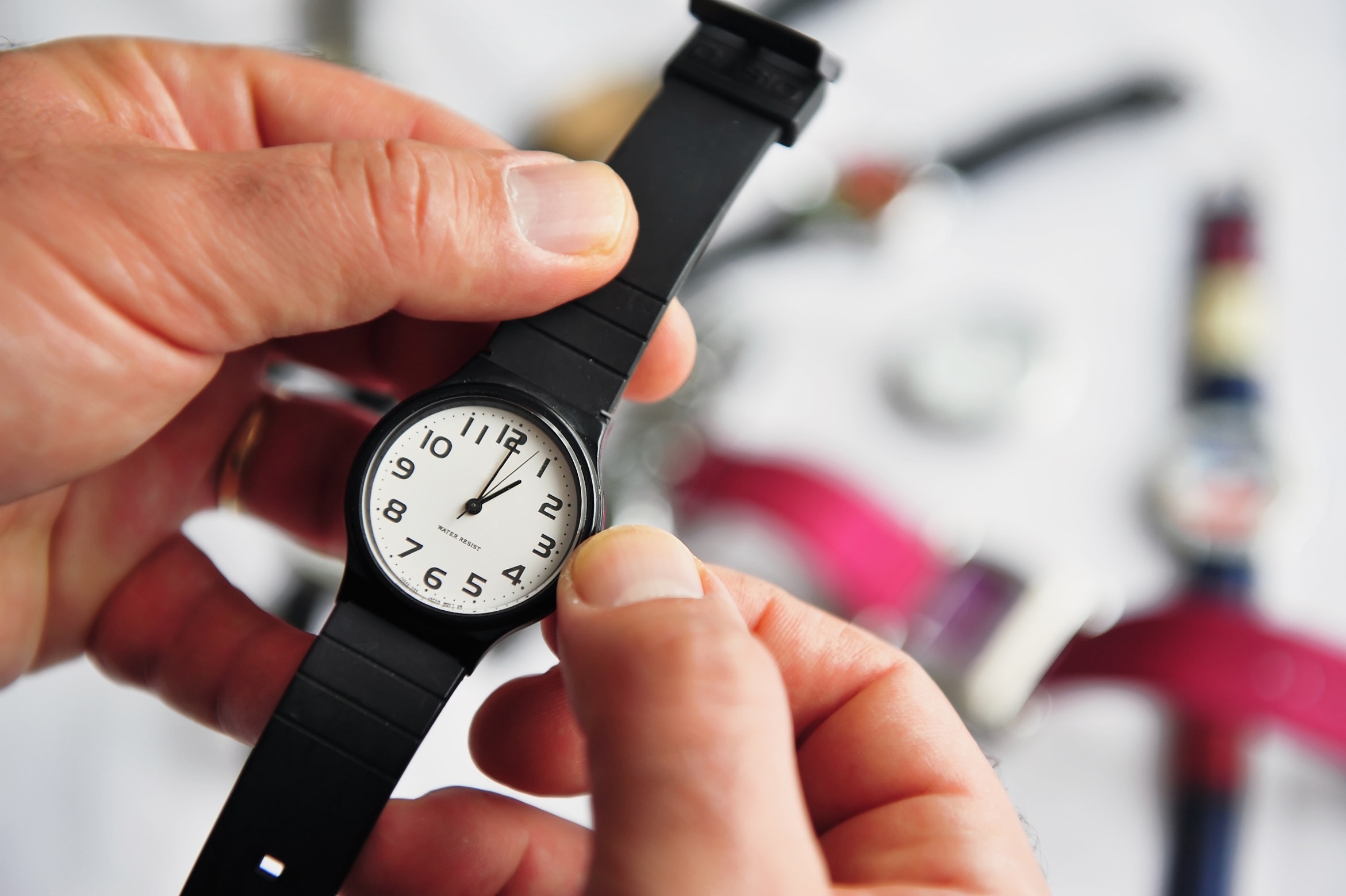 Cansancio o insomnio son algunos de los efectos del cambio de horario.