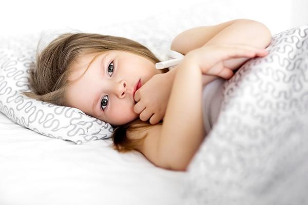 La fiebre en los niños no es una enfermedad, es un síntoma. CinfaSalud