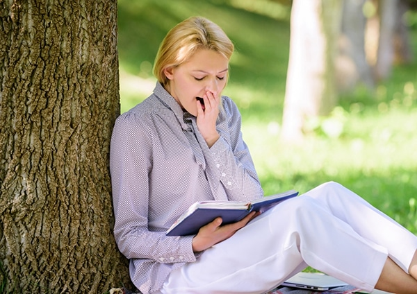 ¿Cómo sobrellevar el cambio de estación? Evita la astenia primaveral con estos consejos. CinfaSalud
