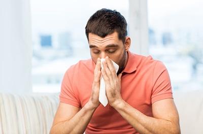 sintomas alergia acaros. CinfaSalud