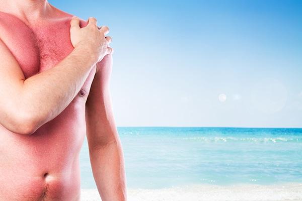 el cáncer de próstata puede provocar manchas en la piel