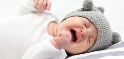 Imagen niño con cólicos. CinfaSalud