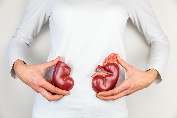 Dolor en los rinones sintomas