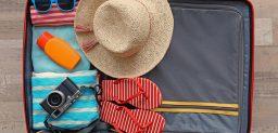¿Qué debe contener un botiquín de viaje?