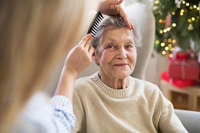 Rutinas diarias para cuidador de pacientes de Alzheimer.