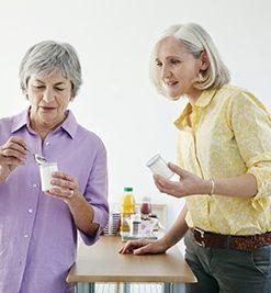 Alimentos que influyen en la salud de tus huesos.