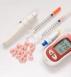 Medicamentos que suben o bajan el azúcar el sangre.