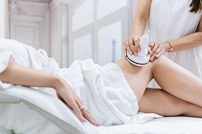 El tratamiento con ultrasonidos es una de las opciones actuales para combatir la celulitis.